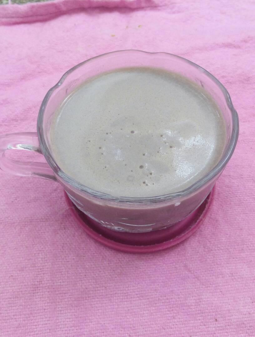 Ragi Milk shake