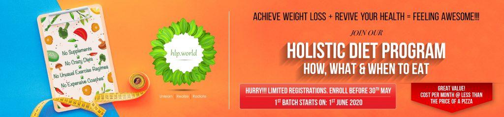 holistic weightloss program